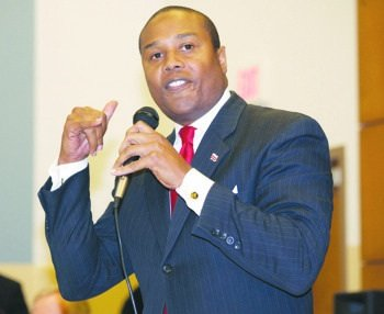Carlos Allen is a candidate for District mayor.