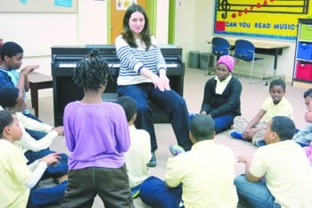 Simone Dinnerstein has been playing the piano practically all her life. But it hasn't always been as easy as the ...