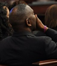 A jury on Saturday night, February 15, 2014, convicted Michael Dunn on four charges related to his shooting into an SUV full of teenagers during an argument over loud music, but could not decide on the most serious charge -- murder.