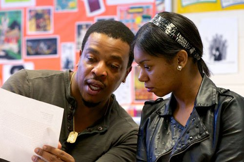 Portland area students are getting exposed to the work of the late Pulitzer Prize winning and African American playwright August ...
