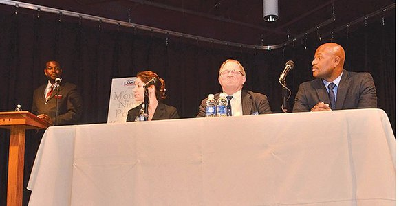 On Feb. 3, Monday Night Politics – Meet the Candidates featured the battle of the gavel as several candidates were ...
