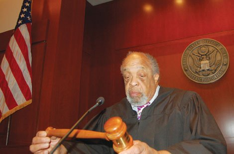 Senior U.S. District Court Judge Ancer L. Haggerty reflects on his journey to and from the bench of justice at the federal courthouse in Portland. Born in Vanport, three years before a devastating flood wiped out the city, Haggerty rose to become both the first African-American federal judge and the first black circuit court judge in Oregon.