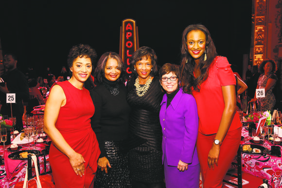 On Friday, Feb. 14, the world famous Apollo Theater celebrated Valentine's Day by hosting its fourth annual Dining with the ...