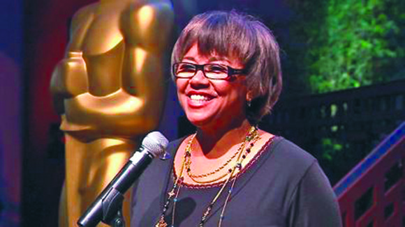 Cheryl Boone Isaacs is the first African-American to serve as president of the Academy of Motion Picture Arts and Sciences