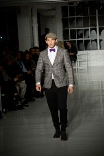 Caption:  Fall '14 designs by Edwing D'Angelo
