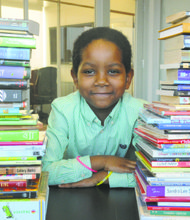 6-year-old Black Ansari of Harlem