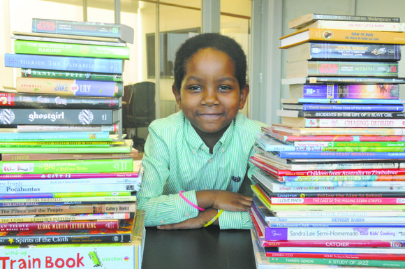 When 6-year-old Black Ansari of Harlem learned homeless children needed books, he asked classmates and friends to contribute.