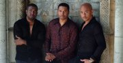 Left to right: Jason Edmonds, Kevon Edmonds and Keith Mitchell of After 7