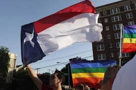The Texas ban on same-sex marriages ruled unconstitutional by a federal judge in San Antonio