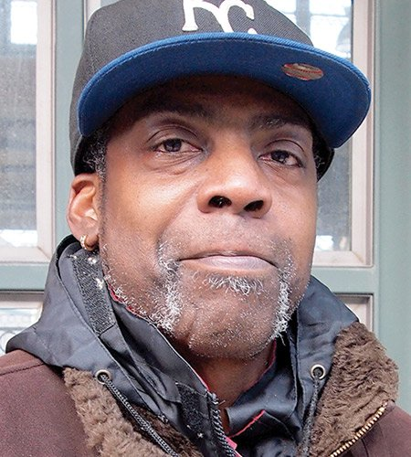 The n-word should never be used. We ourselves shouldn't be using it. If we stopped using it, we would set an example.  — Keith Rowell, Disabled Veteran, Dorchester