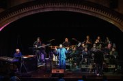 Bilal and the Revive Big Band at Harlem Stage