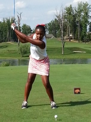 The First Tee of Greater Washington, DC is sending Micaa' Thomas to compete in the 2014 Nature Valley First Tee ...