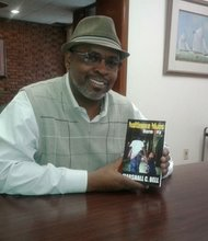 """Marshall C. Bell, author of """"Baltimore Blues: Harm City"""" will appear at the """"Books, Wine and Conversation"""" book club on Saturday, March 1, 2014 from noon to 2 p.m. at The Baltimore Times, located at 2513 N. Charles Street in North Baltimore."""