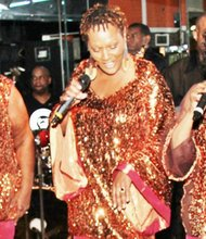 """Rosa Pryor's female group, """"Signature Live!"""" will be featured at Maceo's Lounge, on Monroe Street on Thursday, March 6, from 6-10 p.m. """"Signature Live!"""" is a Motown, R&B and oldie but goodie group from the DC area."""