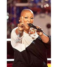"Frenchie Davis came to the national TV audience's attention when she appeared on the second season of the Fox TV show, ""American Idol,"" which led to performances on Broadway. After she appeared on the first season of the NBC TV show, ""The Voice"" (above), she launched her own label and singing career."