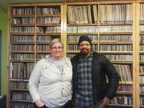 Portland activists Monica Beemer and Mic Crenshaw are stepping up to co-manage KBOO-FM, the non-commercial community radio station.