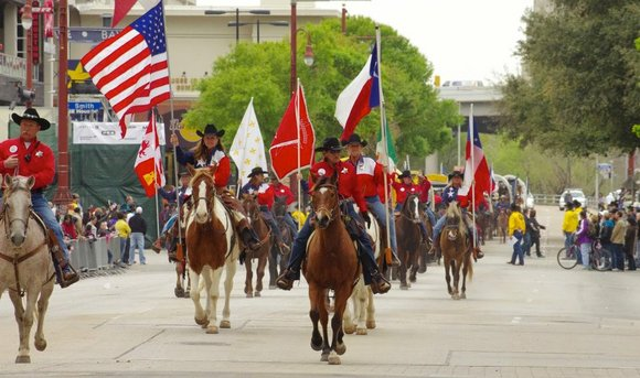 Houston Livestock Show and Rodeo™ occupied the streets of downtown Houston with the ConocoPhillips Rodeo Run and the Downtown Rodeo ...