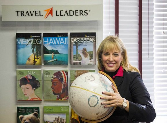Michelle Weller from Houston's Travel Leaders location at 1085 Hercules was among a highly select group of only 50 Travel ...