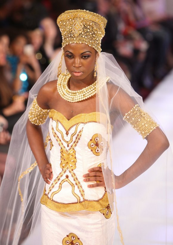 African Royalty Reigns The Runway Houston Style Magazine
