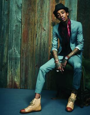 "Wiz Khalifa Confirms Travis Scott Collab ""Bake Sale"" Will Be"