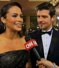 R&B singer Robin Thicke and actress Paula Patton have separated, representatives for the couple told CNN. Thicke and Patton, whose son Julian Fuego turns 4 in April, married in 2005. The couple met and began dating as teenagers