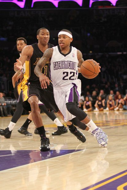 Los Angeles Lakers v. Sacramento Kings