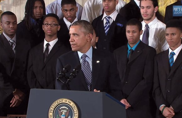 "OW Contributor President Barack Obama's State of the Union address, and his recently announced ""My Brother's Keeper"" initiative, might be ..."