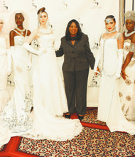 Bridal looks by TeKay Designs