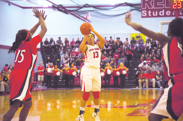 Sabre Proctor has been a consistent player for Stony Brook all season long.