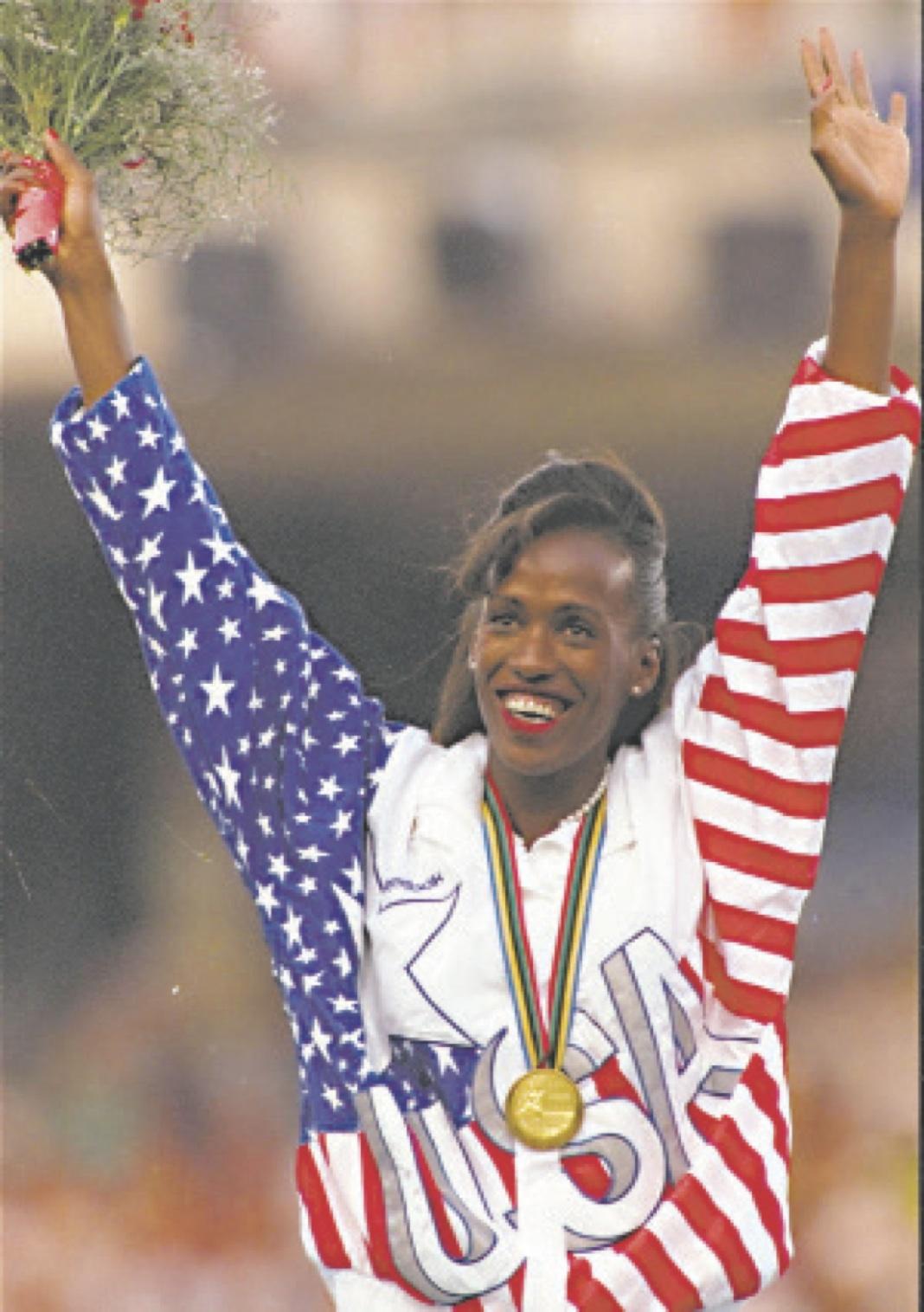 Watch Jackie Joyner-Kersee 6 Olympic medals video