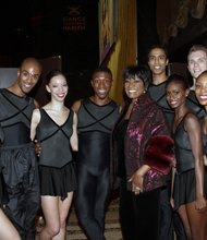 Patti LaBelle with DTH Dancers