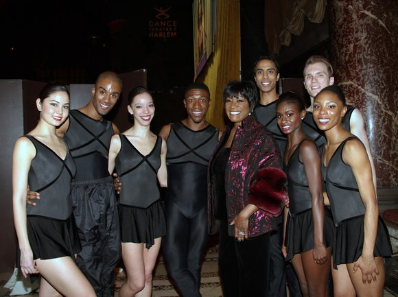 The Dance Theatre of Harlem held its star-studded Vision Gala at the elegant Cipriani.