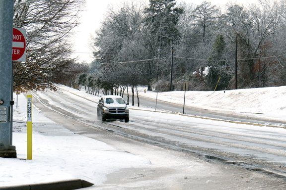 The winter storm that dumped snow and ice on Georgia caused damage estimated at more than $43 million.