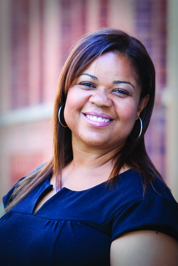 Dr. Danielle Moss Lee, chief executive officer of the Young Woman's Christian Association (YWCA), is one of the city's leading ...