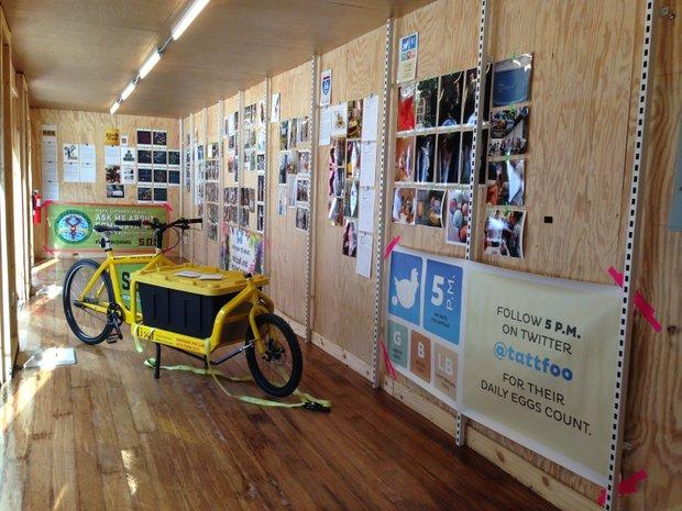 Tattfoo Tan Sustainable Organic Stewardship Installation