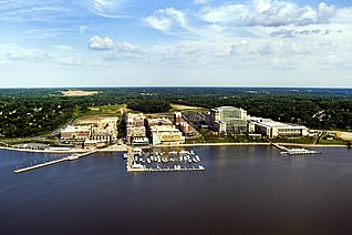MGM National Harbor announced Thursday that it has named nationally-regarded architectural, engineering and construction management firm McKissack & McKissack as ...