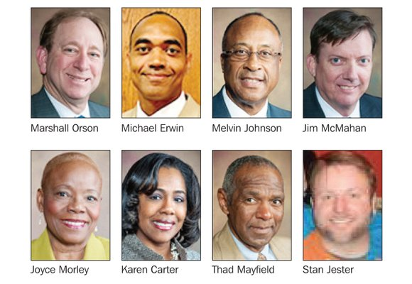 Ten candidates, including seven incumbents qualified through Thursday for the DeKalb School Board May 20 non-partisan election.