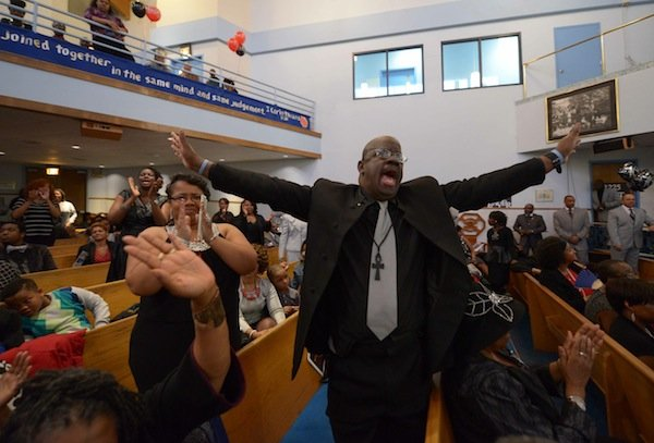 Hundreds came out to honor and celebrate the 70th birthday of Rev. Willie Wilson at Union Temple Baptist Church in D.C. on Saturday, March 8.