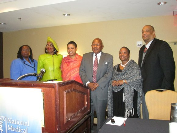 The National Medical Association, the nation's largest organization of African-American physicians representing more than 37,000 doctors, announced Monday it is ...
