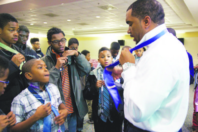 A group of youth from across the Washington metropolitan region learned important life skills and affirmed their commitment to academic ...