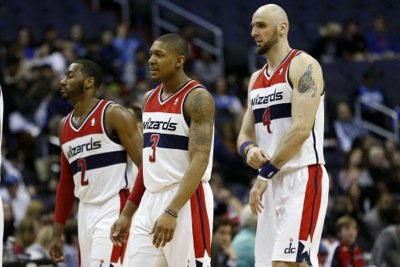 I am so excited for the Washington Wizards! I mean, it really looks like they are going to be in ...