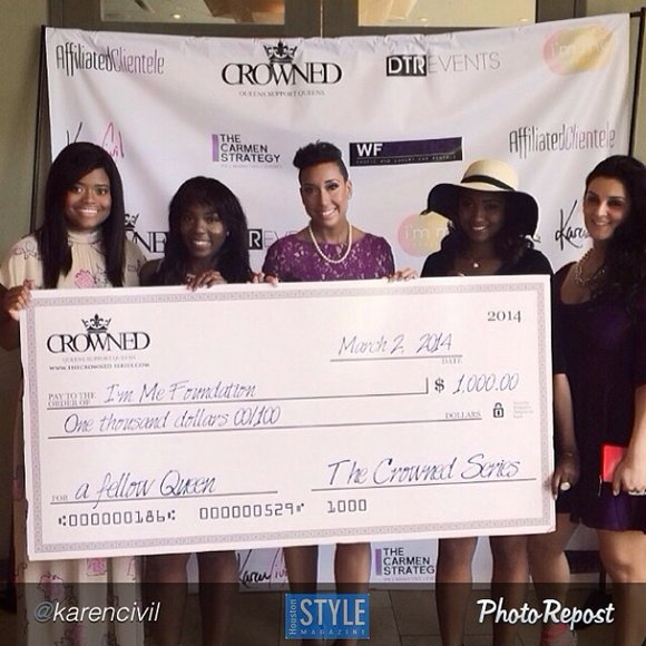 """A recap of the debut of """"The Crowned Series"""" brunch at R+G Bar Annie last Sunday including guest speaker Karen ..."""