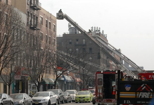 East Harlem building collapse
