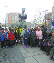 Harriet Tubman commemoration