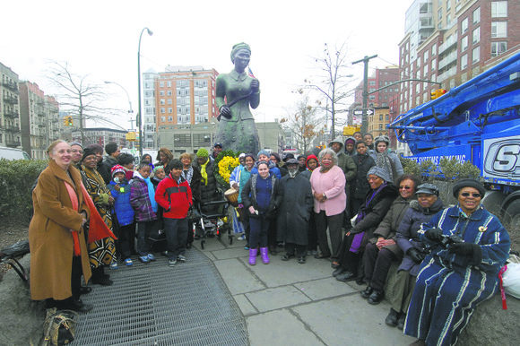 the Black Women's Leadership Caucus hosted its annual celebration of the life and legacy of Harriet Ross Tubman