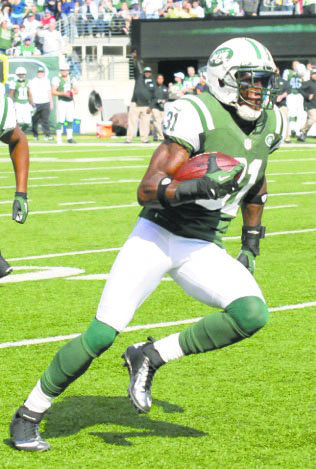 The Jets released two of its highest profile players in cornerback Antonio Cromartie and wide receiver Santonio Holmes on Monday.