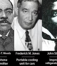 Black innovators