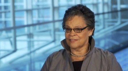 Charlene Drew Jarvis (Courtesy of eventsdc.com)