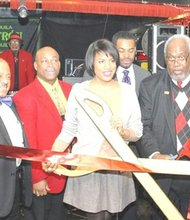 Richard Shedrick (member of Board of Trustees of the Arch Social Club), Councilman