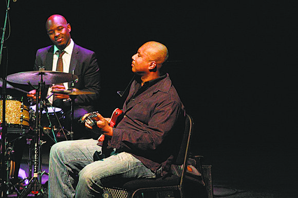 A historical jazz and sports collaborative event occurred recently on a Sunday evening at the New Jersey Performing Arts Center ...